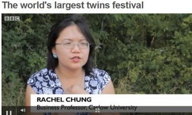 Dr. Chung on BBC